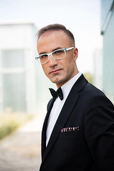 Maciej Misztal Inspicjent