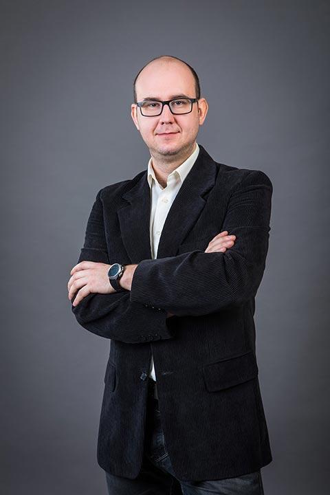 Rafał Wojaczek Światło, dźwięk