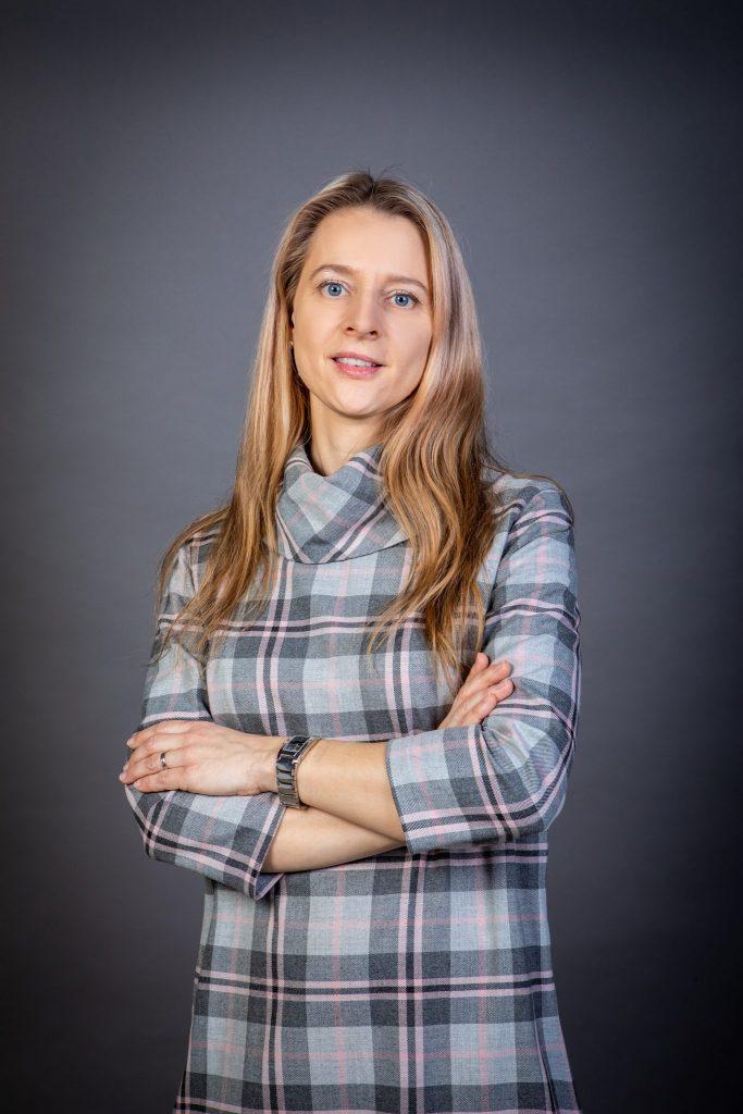Magdalena Święty