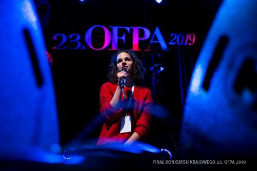 021 Próba finalistów Konkursu Krajowego 23. OFPA 2019