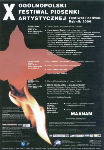 2006 plakat