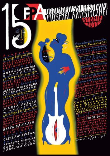 2011 plakat